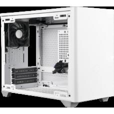 Корпус Cooler Master MasterBox NR200 белый без БП miniITX