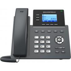 Телефон IP Grandstream GRP2603P черный