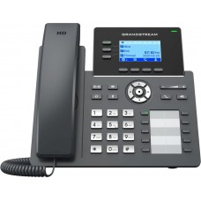 Телефон IP Grandstream GRP2604P черный