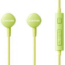 Гарнитура Samsung EO-HS130 зеленый, проводные, в ушной раковине, 1.2м