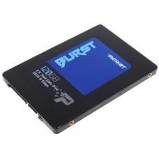 Накопитель SSD Patriot SATA III 120Gb PBE120GS25SSDR Burst Elite 2.5\