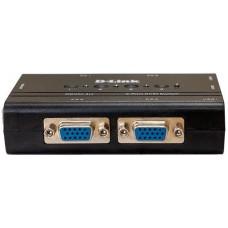 Переключатель D-Link DKVM-4U/C2A
