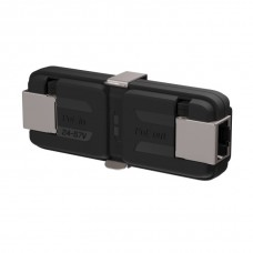 Адаптер MikroTik GPeR Gigabit Passive Ethernet Repeater 802.3af