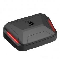 Наушники с микрофоном A4Tech Bloody M70 черный/красный вкладыши BT в ушной раковине (M70 BLACK+ RED)