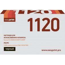 Тонер-картридж EasyPrint LK-1120, черный