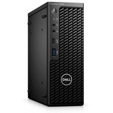 ПК Dell Precision 3240 i5 10500 (3.1)/8Gb/SSD256Gb/P620 2Gb/Windows 10 Professional/GbitEth/WiFi/BT/240W/клавиатура/мышь/черный