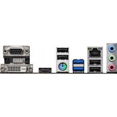 Материнская плата Asrock H470M-HDV Soc-1200 Intel H470 2xDDR4 mATX AC`97 8ch(7.1) GbLAN+VGA+DVI+HDMI