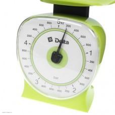 Весы настольные с чашей ДЕЛЬТА КСА-106 зеленый