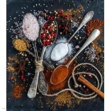 Весы кухонные Добрыня DO-3015C (15*15см, 5кг) специи