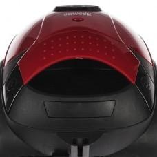 Пылесос ЯРОМИР ЯР-5101 черный с красным