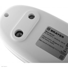 Миксер BRAYER 1301BR ручной, белый