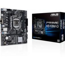 Материнская плата Asus PRIME H510M-D