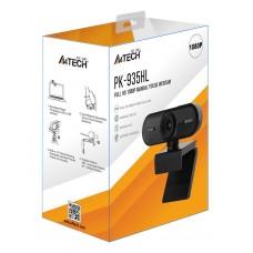 Камера Web A4 PK-935HL черный 2Mpix (1920x1080) USB2.0 с микрофоном