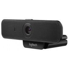 Камера Web Logitech HD Pro C925e черный 2Mpix USB2.0 с микрофоном