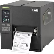 Термопринтер TSC MB340T стационарный черный