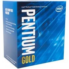 Процессор Intel Original Pentium G6405 Soc-1200 (BX80701G6405  S RH3Z) (4.1GHz/Intel UHD Graphics 610) Box
