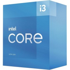 Процессор Intel Original Core i3 10105 Soc-1200 (BX8070110105  S RH3P) (3.7GHz/Intel UHD Graphics 630) Box