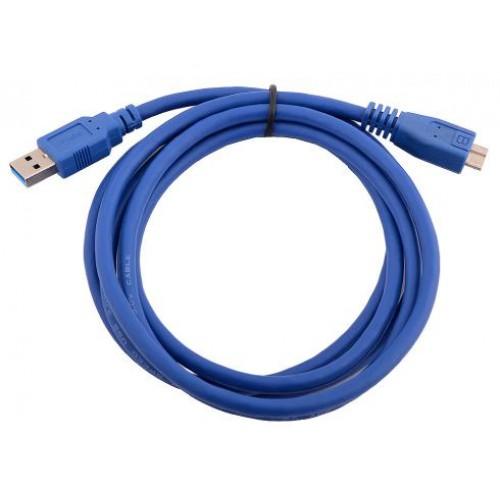 Кабель USB 3.0 AM/microBM 9P 1.8м Pro VCOM, (VUS7075-1.8M)