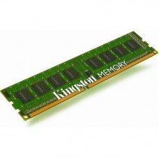 Оперативная память Kingston DDR-III 4GB (PC3-12800) 1600MHz CL11 Single Rank DIMM (KVR16N11S8/4)