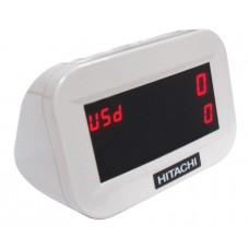 Дисплей для счетчиков Hitachi SYS-041849 150x105x85 белый 0.200кг