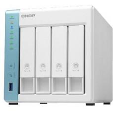 Сетевое хранилище NAS Qnap TS-431P3-4G 4-bay