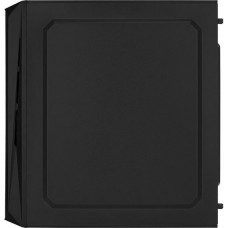 Корпус Aerocool CS-107-A-BK-v1 черный без БП mATX 2x120mm 1xUSB2.0 1xUSB3.0 audio