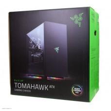 Корпус ПК Razer Tomahawk M1 (M1/Mini-ITX/Aluminum/Tempered Glass/Desktop Chassis) RC21-01400100-R3M1