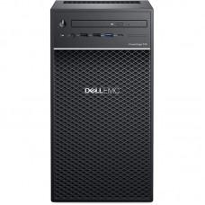 Сервер Dell PowerEdge T40 1xE-2224G 1x8GbUD x3 1x1Tb 7.2K 3.5