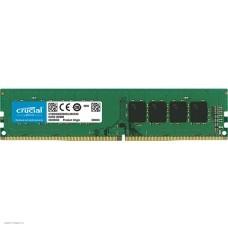 Память DDR4 4Gb 2666MHz Crucial CT4G4DFS6266 RTL PC4-21300 CL19 DIMM 288-pin 1.2В single rank