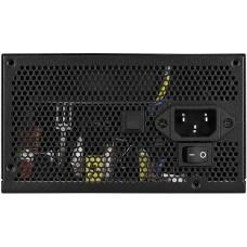 Блок питания Aerocool ATX 850W KCAS PLUS GOLD 850W ARGB 80+ gold 24+2x(4+4) pin APFC 120mm fan color LED 8xSATA RTL