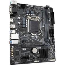 Материнская плата Gigabyte H410M H V3 Soc-1200 Intel H510 2xDDR4 mATX AC`97 8ch(7.1) GbLAN+VGA+HDMI