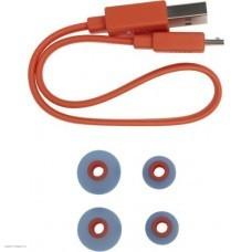 Наушники внутриканальные с микрофоном JBL T115BT BT 4.2, до 8 часов, 19г, цвет синий