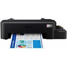 Принтер струйный Epson L121 (C11CD76414) A4 USB черный