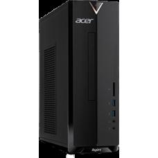 ПК Acer Aspire XC-830 SFF P J5040 (2)/4Gb/SSD256Gb/UHDG/CR/Windows 10/черный