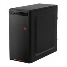 ПК IRU Home 615 MT i5 10400 (2.9)/8Gb/1Tb 7.2k/SSD240Gb/UHDG 630/Free DOS/GbitEth/400W/черный