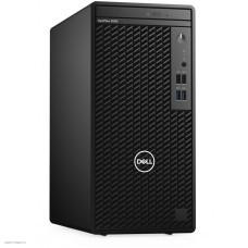 ПК Dell Optiplex 3080 MT i5 10505 (3.2)/8Gb/SSD256Gb/UHDG 630/DVDRW/Linux/GbitEth/260W/клавиатура/мышь/черный