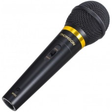 Микрофон проводной Thomson M152 3м черный