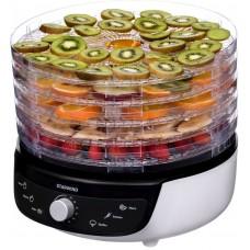 Сушилка для овощей и фруктов STARWIND SFD3630 белый, 6 поддонов