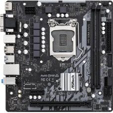 Материнская плата Asrock H510M-HVS R2.0 Soc-1200 Intel H510 2xDDR4 mATX AC`97 8ch(7.1) GbLAN+VGA+HDMI
