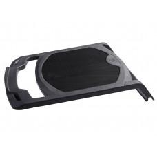 Охлаждающая подставка для ноутбука DeepCool N400 Fan 140mm, чёрный, 15.6