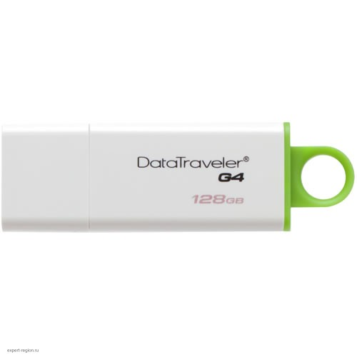 Накопитель USB 3.0 Flash Drive 128Gb Kingston DTI Gen.4 (DTIG4/128GB)