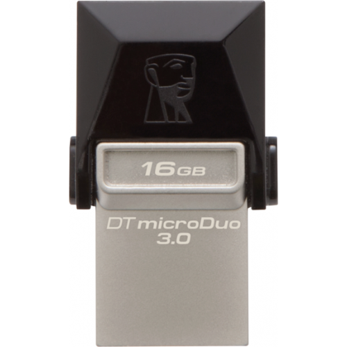 Накопитель USB 3.0 Flash Drive 16Gb Kingston DT microDUO OTG (DTDUO3/16GB)