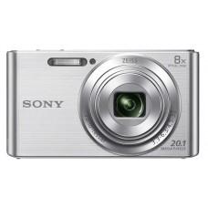 Фотоаппарат Sony CyberShot DSC-W830 silver 2.7