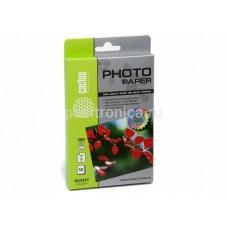 Фотобумага Cactus CS-GA618050 10x15, 180г/м2, 50л., белый глянцевое для струйной печати