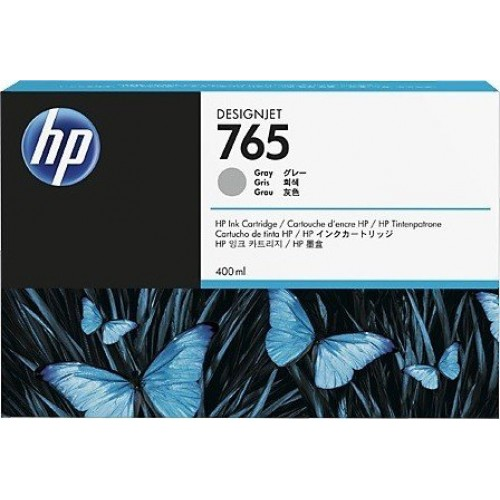 Картридж F9J53A (№765) HP Designjet Т7200 Gray 400 ml