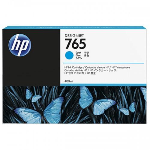 Картридж F9J52A (№765) HP Designjet Т7200 Cyan 400 ml