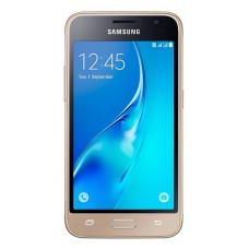 Смартфон Samsung Galaxy J1 (2016) золотистый