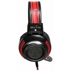 Наушники с микрофоном Oklick HS-G300