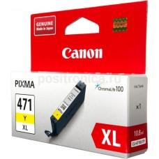 Картридж-чернильница CLI-471Y XL Canon PIXMA MG5740/MG6840/MG7740 Yellow (0349C001)