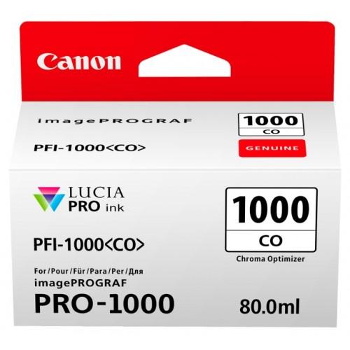 Картридж-чернильница PFI-1000CO Canon  imagePROGRAF iPF1000 chroma optimizer (0556C001)